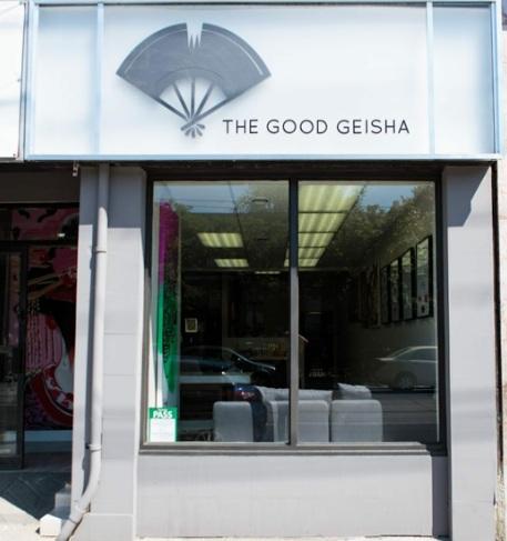 Good Geisha Store Front
